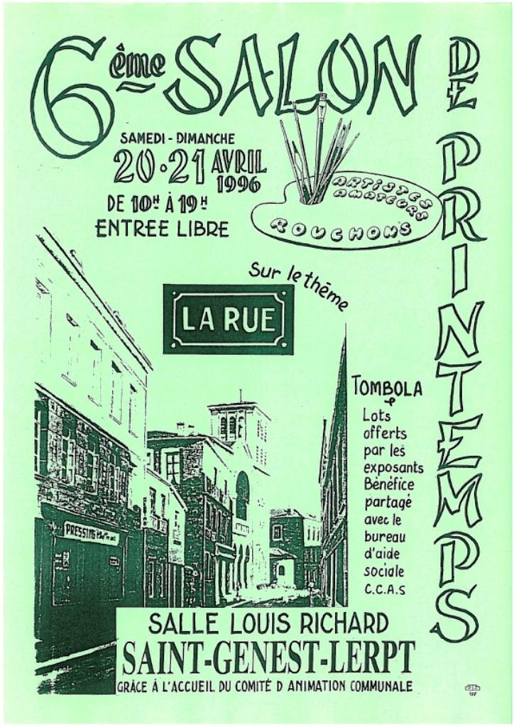 1996 Affiche AAR  (12)